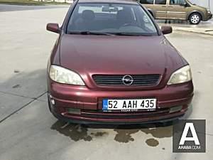 Memurdan temiz Opel Astra 1.6