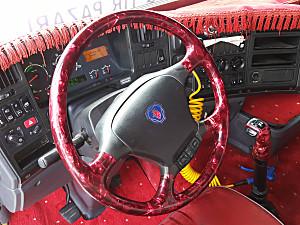 ÇETİNKAYA DAN 2006 MODEL SCANİA R MOTOR SIFIR ORJİNAL ARAÇ