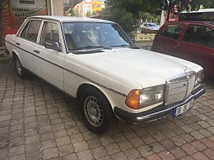 1979 MODEL 200 MERCEDES LPG Lİ