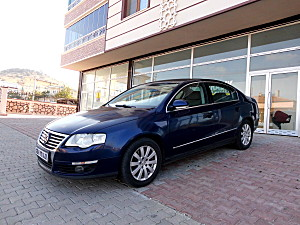 2006 VW PASSAT 2.0 TDİ DİZEL 6 İLERİ 140HP COMFORTLİNE BAKIMLI MASRAFSIZ