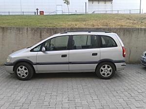 2000 Opel Zafira Comfort 1.8-16V Otm