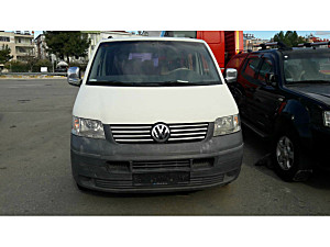 2004 MODEL TRANSPORTER UZUN ŞASE FULL CAMLI