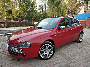 ALFA ROMEO 147 BLACKLINE 1.6 TWINSPARK 120 HP