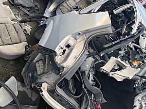 Renault Scenic 2 Tavan arka ve diğer bütün parçalar hatasız orjinal çıkma