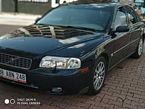 VOLVO S80 2.9 T6 CİFT TURBO