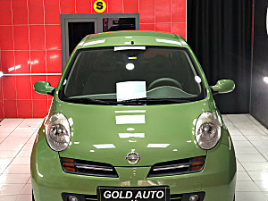 GOLD AUTO A.Ş - 2005 MODEL 103 BIN KM FISTIK YEŞIL KAZASIZ TEKNA FULL  FULL
