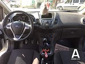 Temiz kazasız belasız fieasta arayanlara Ford Fiesta 1.5 TDCi Trend