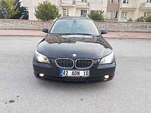 İŞKUR OTOMOTİV DEN 2009 MODEL BMW 520D