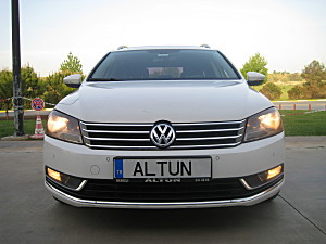 2012 PASSAT 1.4 TSİ 160 HP COMFORTLİNE DSG CAM TAVANLI