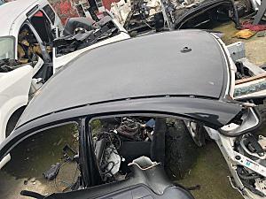Mercedes E-W211 Tavan arka ve diğer parçalar hatasız orjinal çıkma