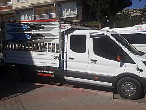 350 L ÇİFT KABİN KLİMALI FULL  FULL