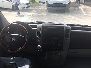 VW CRAFTER 2012 MODEL EXTRA UZUN ORJINAL
