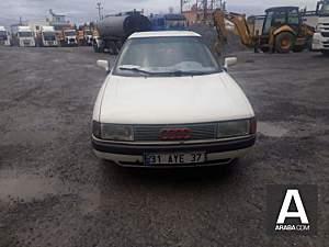 Audi 80 Serisi 1.6 TD