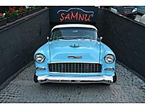 ŞAMNU  DAN 1955 CHEVROLET BELAIR COUPE Chevrolet Belair Belair