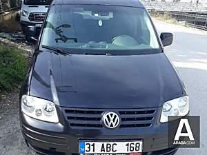 bakımlı Volkswagen Caddy 1.9 TDI