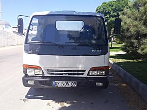 ISUZU NKR 2004
