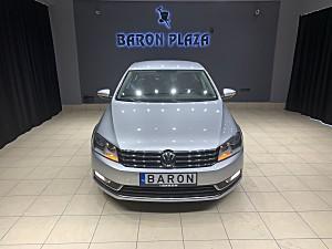 BARON PLAZA DAN 2013 VW PASSAT 1.6 TDİ BMT COMFORTLİNE DSG