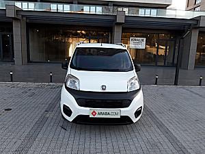 2016 Model 2. El Fiat Fiorino 1.3 Multijet Combi Pop - 76000 KM