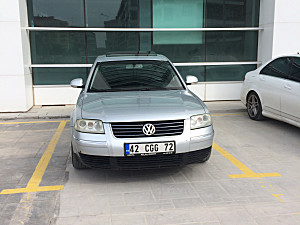 VOLKSWAGEN PASSAT 1.9 TDI HIGHLINE 2004 MODEL