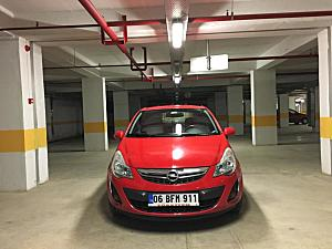 Hatasız 2012 Opel Corsa 1.3 CDTI Enjoy