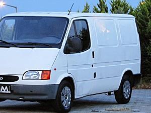 ALİM AUTO DAN 2002 FORD TRANSİT 300S PANELVAN
