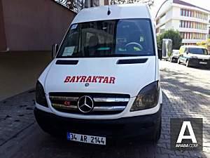 BU KASADA BAŞKA YOK     EURO 3 MOTOR 20 1 OKUL TAŞITI Mercedes - Benz Sprinter 315 CDI AC
