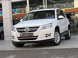 ASLANOĞLU PLAZA DAN 2011 VW TİGUAN 1.4 TSİ SPORT STYLE CAM TAVAN