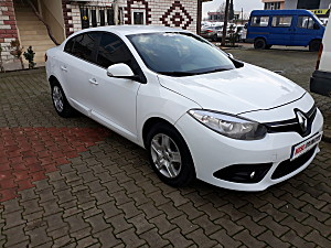 2015 RENAULT FLUENCE 1.5 TOUCH