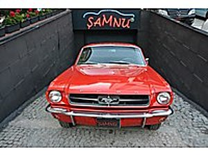 ŞAMNU  DAN 1965 FORD MUSTANG COUPE Ford Mustang