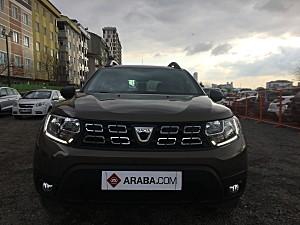 2019 Model 2. El Dacia Duster Diğer - 1628 KM