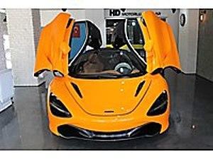 -HD MOTORLU ARAÇLAR-2018 McLaren 720S 0KM özel renk-vakum kapı McLaren 720S 720S