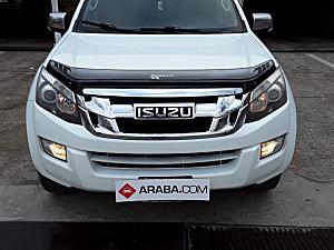 2012 Model 2. El Isuzu D-Max 4x2 Limited Edition - 196000 KM