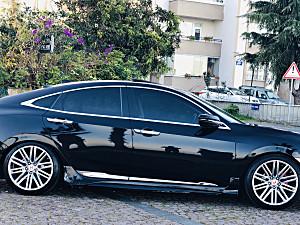 PARS AUTO DAN HONDA CIVIC 1.6İ VTEC ECO EXECUTİVE FULL FULL