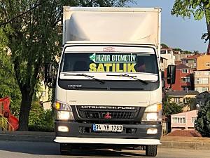 HUZUR OTOMOTİV DEN 2010 MITSUBİSHİ 839 KAPALI POLYESTER KASALI