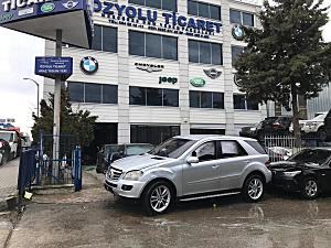 2007 MODEL MERCEDES ML 320 CDI 4 MATİC HURDA BELGELİ
