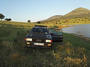 Audi 85   temiz masrafsız