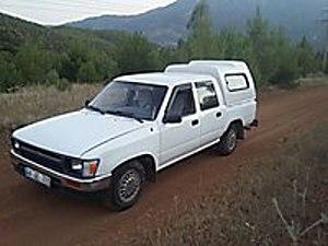 Kemer otomotiv den Toyota Hilux 2.4 D