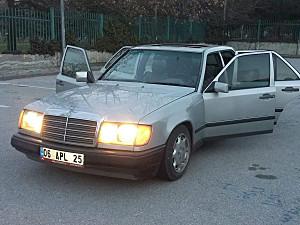 ACİL SATILIK 1989 MODEL 200E