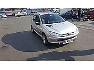 2005 PEUGEOT 206 1 4 HDİ DİZEL X DESİGN YENİ MUAYENELİ Peugeot 206 1.4 HDi X-Design