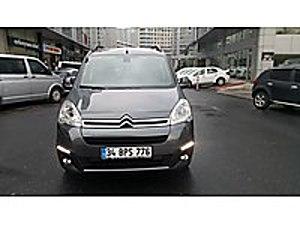 EYÜPNUR OTOMOTİV.DEN CİTROEN BERLİNGO HATASIZ BOYASIZ     Citroën Berlingo 1.6 BlueHDI Selection