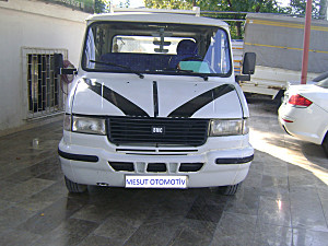 MESUT OTOMOTİVDEN 2003 ÇIFT KABIN BMC TERTEMIZ