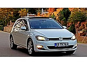 BOYASIZ HATASIZ SUNROFLU HİGLİNE GOLF Volkswagen Golf 1.6 TDi BlueMotion Highline