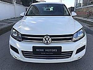 BERR MOTORSTAN 2011 MODEL VOLKSWAGEN TOUAREG 3.0 TDİ V6 Volkswagen Touareg 3.0 TDi BMT