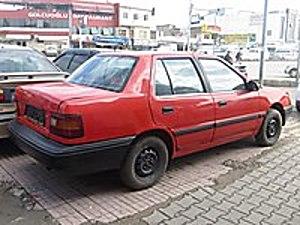 ZÜLFÜKAR OTO DAN HYUNDAI EXCEL 1.5 GLS 1991 MODEL Hyundai Excel 1.5 GLS