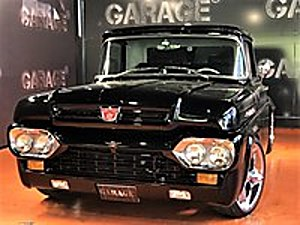 GARAGE 1960 FORD F 100 - 5.700 cc - 351 Kübik Ford F 100 F 100