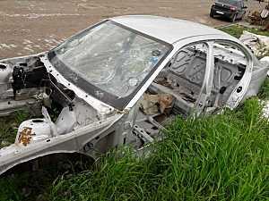 BMW E 46 2000