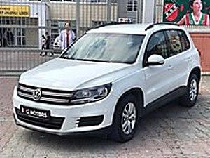 2013 MODEL VW TİGUAN TREND FUN  35 PEŞİN KALANI VADE-1.42 KREDİ Volkswagen Tiguan 1.4 TSi Trend Fun