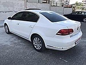 YALÇIN OTOMOTİV  SUNROOFLU BEYAZ PASSAT Volkswagen Passat 1.6 TDi BlueMotion Comfortline