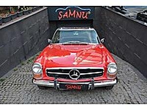 ŞAMNU  DAN 1965 MERCEDES BENZ 230 SL Mercedes - Benz 230 230