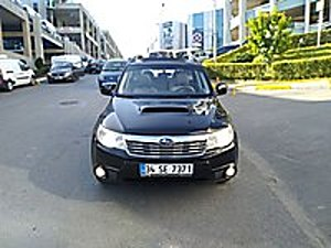 SUBARU FORESTER 2010 MODEL 6 İLERİ DİZEL DÜZ VİTES 150 HP Subaru Forester 2.0 TD Limited